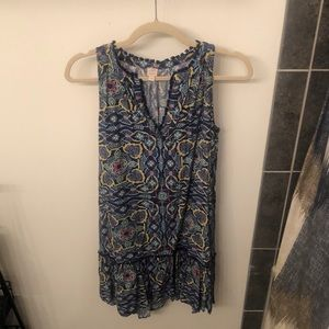 "Loft ""Beach Dress"" worn once"